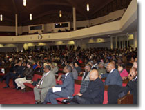 evangelism Council Audience