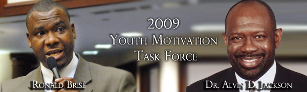 2009 Youth Motivation Task Force at OU
