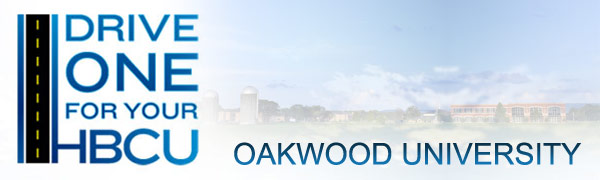 Drive-One-for-Your-HBCU-Oakwood-Universitye