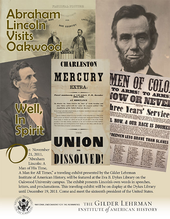 Abraham-Lincoln-Visits-Oakwood