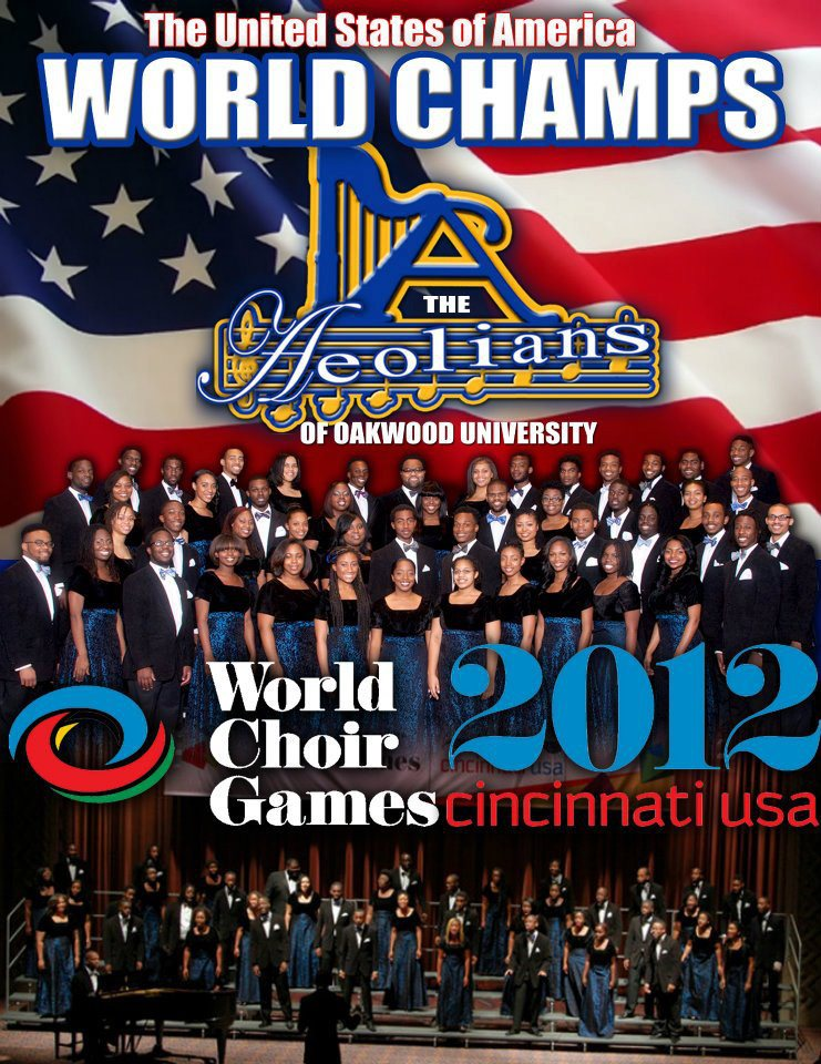 Aeolians 2012 world champs